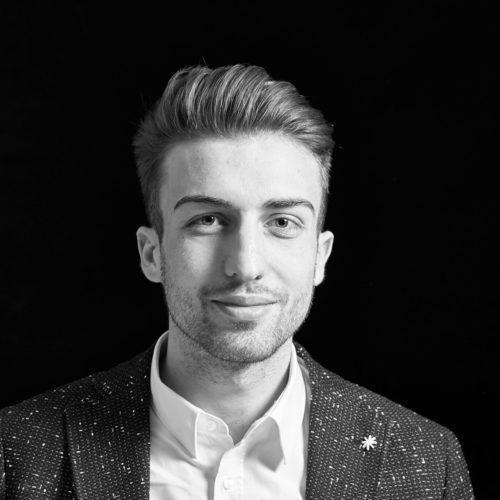 Blockchain Seminar Sprecher Mario Palladino