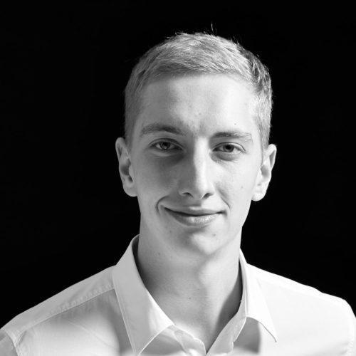 Blockchain Seminar Sprecher Simon Inderbitzin